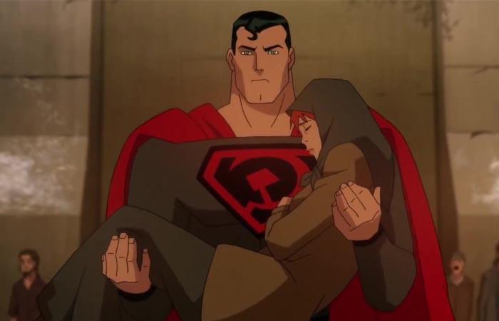 Trailer Superman Red Son Tráiler