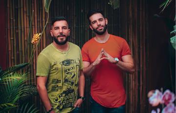 """""""Vamos a Portarnos Mal"""", el sencillo con el que Alkilados finaliza el año"""