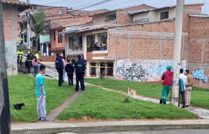 El hecho se registró en el barrio Villa Cruz. Foto: Twitter