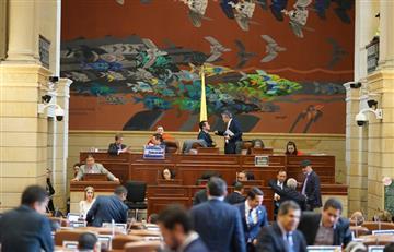 [VIDEO] Congreso aprobó la Reforma Tributaria de Iván Duque