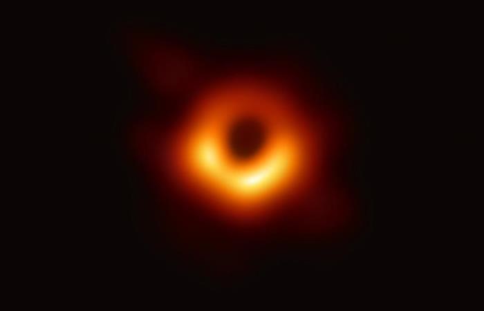 """Esto es lo que """"consumían"""" los agujeros negros. Foto: EFE"""