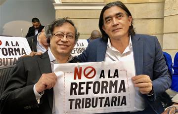 """""""Legislan para el patrón, no para el pueblo"""": Gustavo Bolívar"""