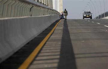 Barranquilla: Duque inaugura el puente Pumarejo, el más ancho de América Latina