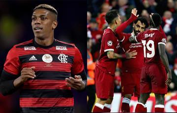Orlando Berrío espera vencer a Liverpool en la final del Mundial de Clubes