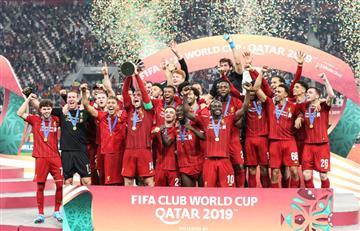 Liverpool se coronó campeón del Mundial de Clubes