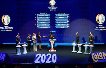 Colombia, favorita en la próxima Copa América