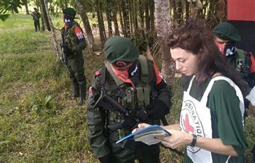 ELN liberó tres menores secuestrados en el departamento de Arauca