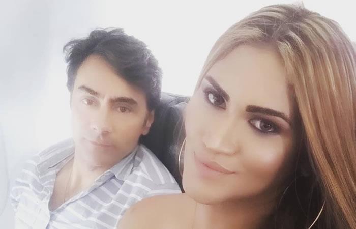 Mauro Urquijo junto a su esposa María Gabriela Isler. Foto: Instagram