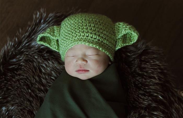 Bebés hospital Star Wars The rise of Skywalker