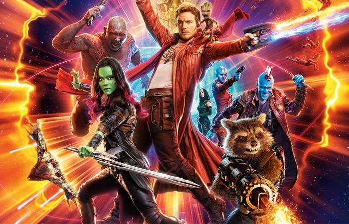 Guardianes de la galaxia 3 guión james Gunn