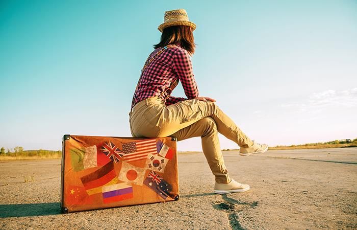 Deja tu casa segura siempre que salgas de vacaciones. Foto: Shutterstock