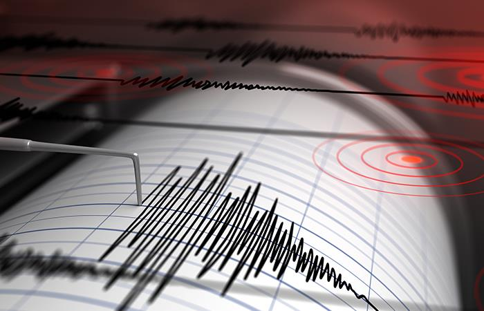 Temblor de 6.2 en la escala de Ricther se sintió en Colombia. Foto: Shutterstock