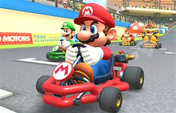 Mario Kart Tour ya cuenta con modo multijugador