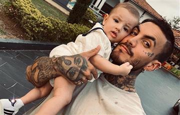 Mateo Carvajal le dio un obsequio a su bebé que muchos tildaron de inapropiado y 'excéntrico'