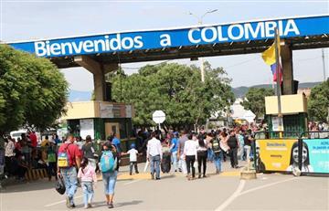 Aumenta a 1,6 millones el número de venezolanos en Colombia