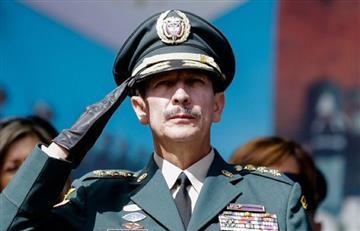Iván Duque relevó a Nicacio Martínez de la dirección del Ejército Nacional