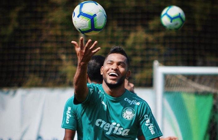 Liga BetPlay Miguel Ángel Borja refuerzo Junior Palmeiras