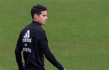 Por fin Real Madrid aclara dudas sobre el futuro de James