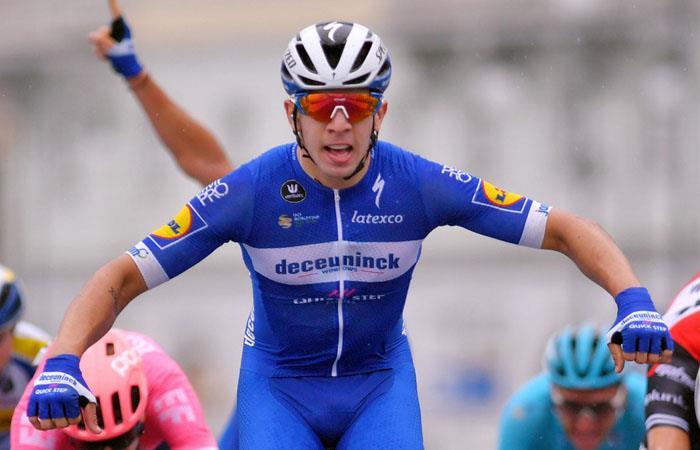 Álvaro Hodeg Tour Colombia 2020