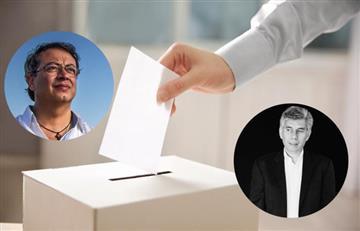 """""""La historia lo juzgará"""": Petro criticó a Daniel Coronell por votar en blanco en 2018"""