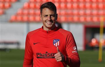 Santiago Arias no descansa y ya prepara el partido ante Levante