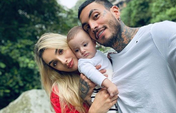 Melina Ramírez y Mateo Carvajal confirman su ruptura
