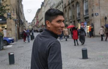 [VIDEO] Nairo Quintana y su faceta como conductor de bus