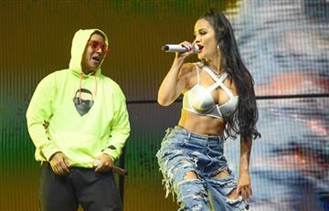 Sorprendente reacción de Daddy Yankee a provocador twerking de Natti Natasha