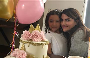 """Alcahueta"", le dicen a la mamá de James Rodríguez tras comentar foto de Salomé"