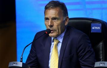 """Ojalá me toque ganar la Libertadores"": Miguel Ángel Russo a su llegada a Boca Juniors"
