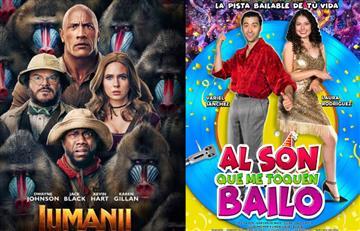Esta es la cartelera de cine de este 1 de enero
