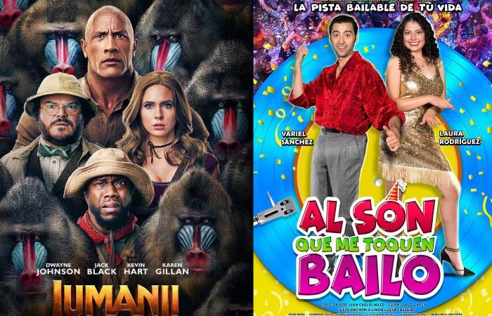 Plan cine cartelera 1 enero