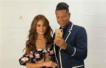 Filtran foto que comprobaría que Sara Uribe sigue con Fredy Guarín