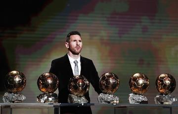 Messi supera a Cristiano Ronaldo como máximo goleador de los últimos diez años