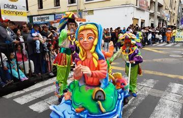 Así inició el Carnaval de Negros y Blancos en Pasto
