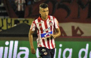 OFICIAL: Víctor Cantillo dejó de ser jugador de Junior