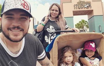 Foto con la que aseguran Jessi Uribe se burló de su ex