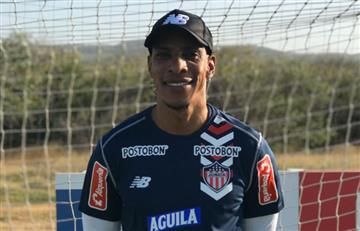 Amaranto Perea fue presentado como asistente técnico de Junior