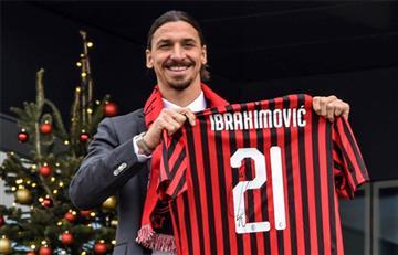 """""""Estoy listo y echo de menos tocar el balón"""": Zlatan sobre su regreso a Milan"""