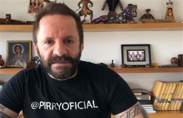 El periodista colombiano 'Pirry' se encuentra hospitalizado por cuadro depresivo