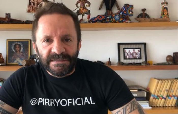 periodista colombiano pirry hospitalizado boyaca cuadro depresivo