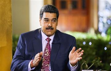 """Maduro dice que Guaidó no entró a sesión del Parlamento por no """"dar la cara"""""""