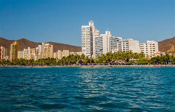 El mejor verano está en Santa Marta