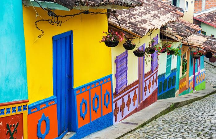 Colombia posee miles de destinos perfectos para escapadas románticas. Foto: Shutterstock