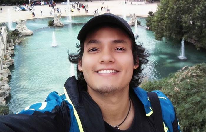 Daniel Rengifo falleció a sus 26 años. Foto: Instagram