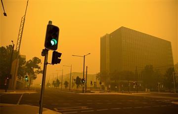 [VIDEO] Humo de incendios en Australia cruzó el océano Pacífico y llegó hasta Chile