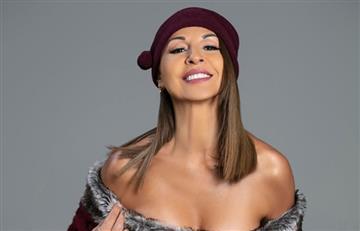 Con pronunciado escote, Amparo Grisales, llamó la atención de todos en 'Yo Me Llamo'