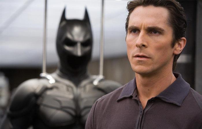 Christian Bale interpretó a Batman en tres películas. Foto: Twitter