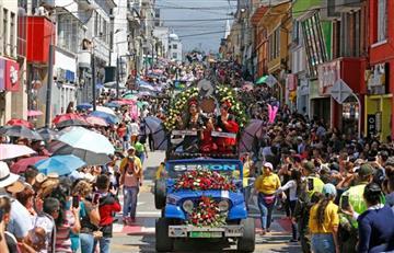 Así continúa la Feria de Manizales durante este miércoles 8 de enero