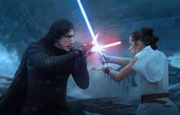 """""""Star Wars: The Rise of Skywalker"""" sigue reinando en las salas de cine del mundo"""